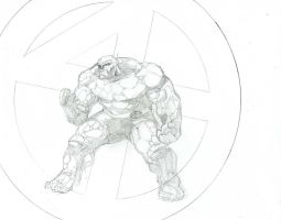 Ben Grimm by PhilipSasko
