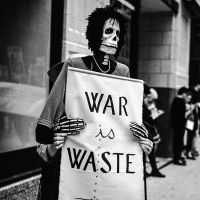 War is Waste by jonniedee
