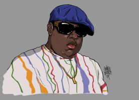 Biggie by drdre74