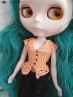 Radian yoke top for Blythe by kivrin82