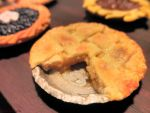 bottle cap peach pie by FatalPotato