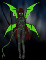 ..:Demon Thorn:.. by Ember14