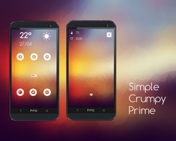 Simple- Crumpy Prime by ivica221