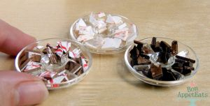 1:12 Assorted Christmas Chocolate Bark by Bon-AppetEats