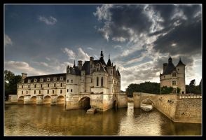 Chenonceaux by didumdidum