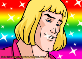 Handsome Prince Adam by KazemaruHeishi