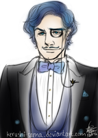 MLP - Fancy Pants Humanized by Kerushi-sama