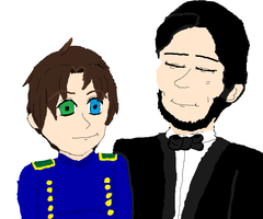 Pennsylvania and Abraham Lincoln by girlnephilim90