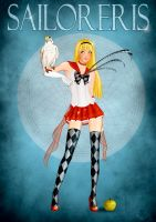 Sailor Eris - Dwarf Planets by Isis-M