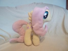 Fluttershy Plushie by Fluttershy103