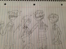 Eddsworld MCYT Crossover... by Dimitri-Snapess