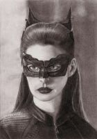 Catwoman by Solar-Midnight