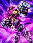 LoL: Vi by RetkiKosmos