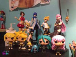 Vocaloid Collection WIP 5 by KehnaChan