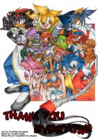 sonic blade 1yr thanks by tailschao