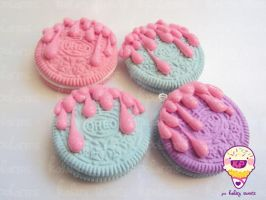 fairy kei oreos by KPcharms