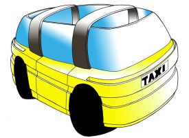 Taxi Concepts 2 by Fetid-Wreck
