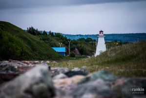 Mabou Harbour Lighthouse by steverankin