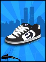 Etnies from Illustrator by boykulas