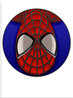 Amazing Spider-Man Pin by BrittanysDesigns