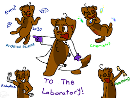 Victim of science by Woofsufsifs