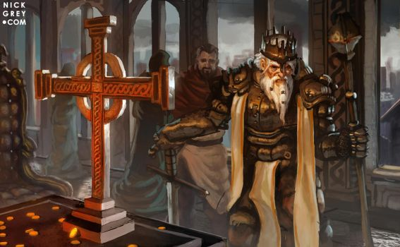 The Doubting King by Du1l