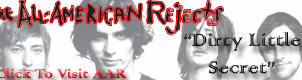 All-American Rejects Banner by nfroustis