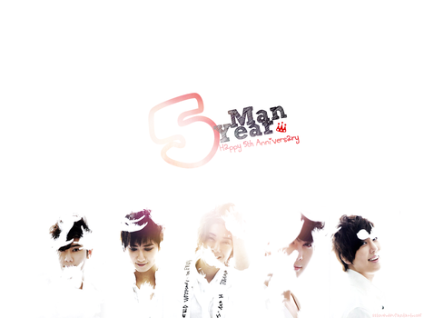 5th Year With Ss501 by SSLove