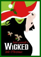 Wicked Christmas by Cor104