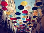 Umbrellas to heaven by SystemAbnormality