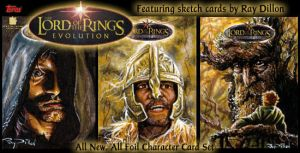Lord of the Rings: Evolution by RayDillon