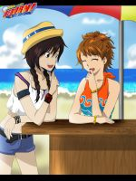 Summer Chat by xxDevilsAngel28xx