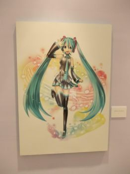 Miku Expo in INDONESIA [Hatsune Miku (Personal)] by Billa-Neko27