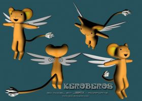 Keroberos - model preview... by jerix