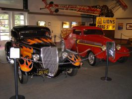 Two Famous Hot Rods by Jetster1