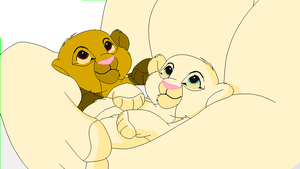Lion King Oc's by babybunny80