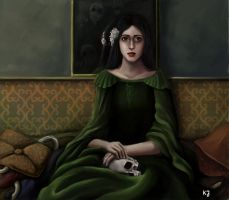 Death in green by Bandea