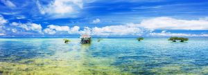 Tropical panorama II by MotHaiBaPhoto