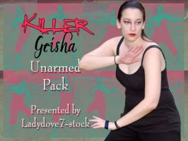 Killer Geisha PACK by themuseslibrary