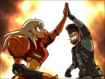 EXPLOSIVE HIGH FIVE by TF2BluSoldier
