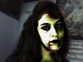 I also zombie'd myself xD by VIIIFireLordAxel