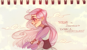 Arista: Young and Innocence by FrozenViolinist