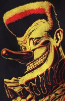 The Clown by rafahu
