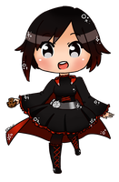 RWBY: Ruby Rose by KT-Chewy