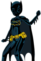Cassandra Cain by Glee-chan