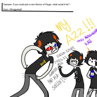 Ask from ~0froggydog0 by askGAMZEE-MAKARA-ask