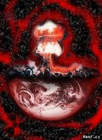 Nuclear bomb by Konf