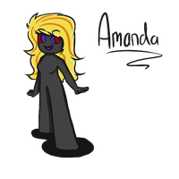 Request: Amanda by Ask-EnderKadey