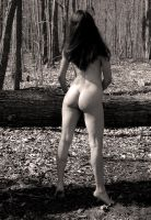 Angelina. Nude in nature 6 by fineartimages