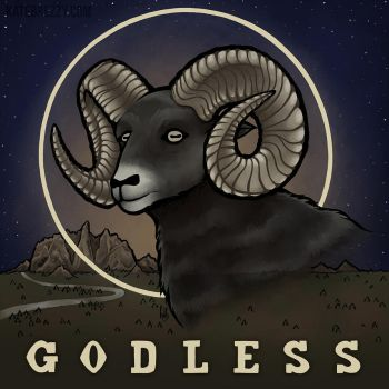 Godless by katebrezzy